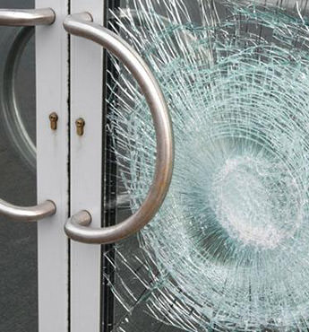 Window Film offers Security Benefits